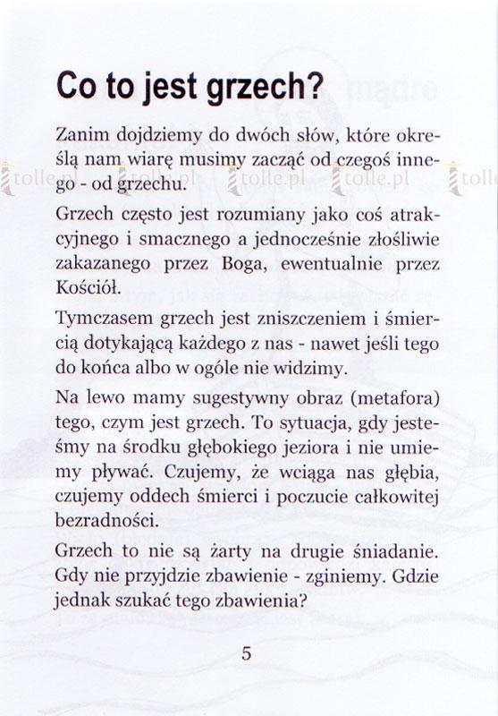 Dwa słowa wiary - Klub Książki Tolle.pl