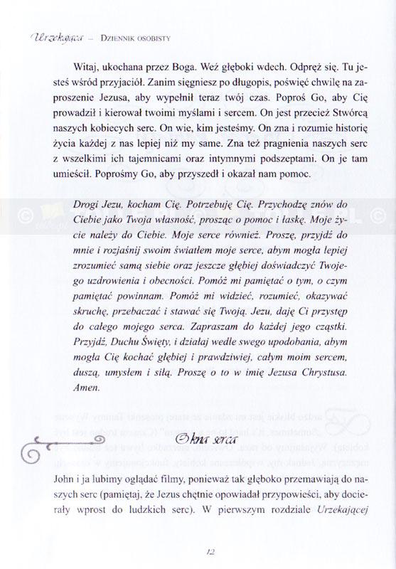 Urzekająca. Dziennik osobisty - Klub Książki Tolle.pl
