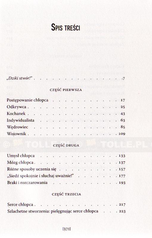 Dzikie stwory. Sztuka wychowywania chłopców - Klub Książki Tolle.pl