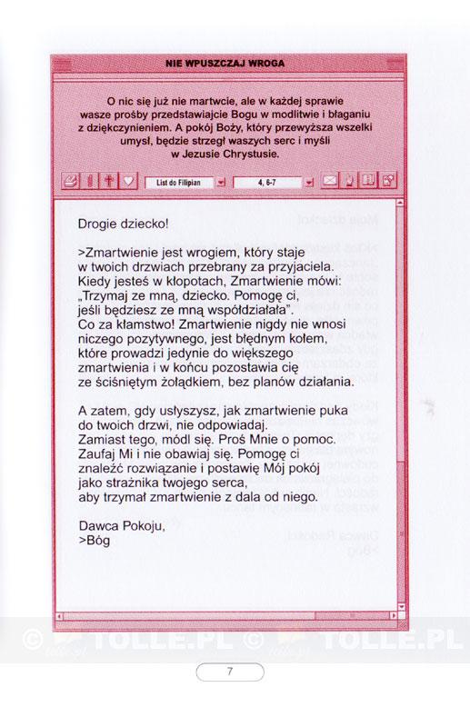 e-mail od Pana Boga do kobiet - Klub Książki Tolle.pl