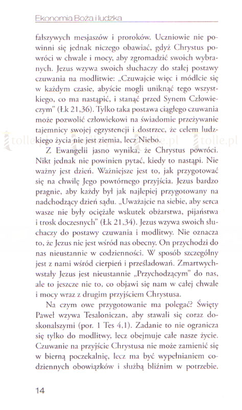 Ekonomia Boża i ludzka Kazania wolnorynkowe - Klub Książki Tolle.pl