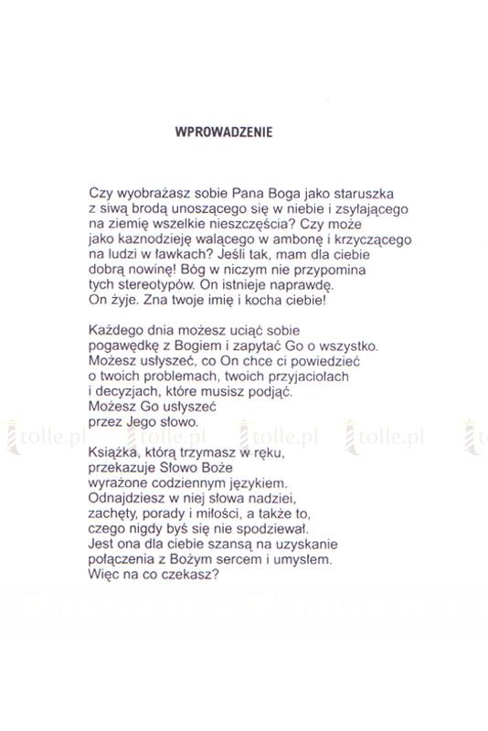 e-mail od Pana Boga do nastolatka - Klub Książki Tolle.pl