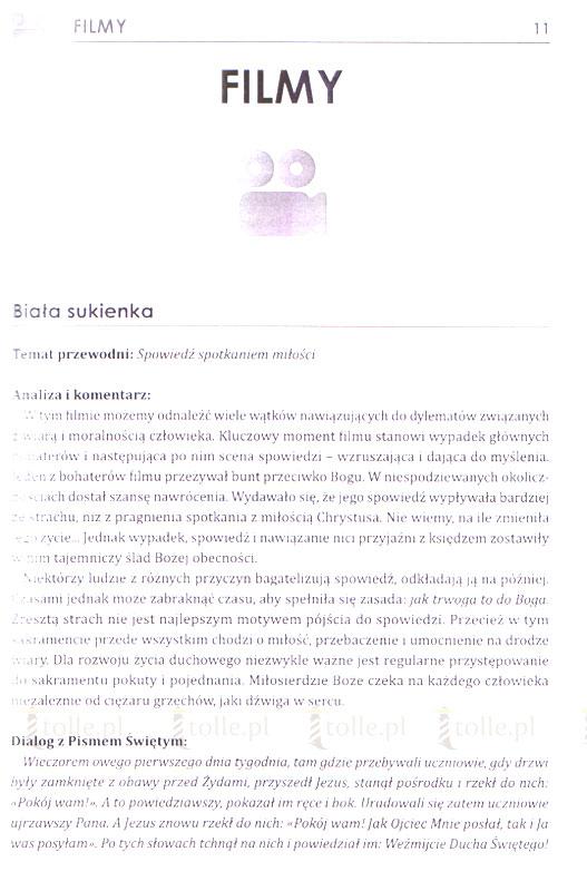 Film, muzyka, sport. Pomysły na ciekawą katechezę - Klub Książki Tolle.pl