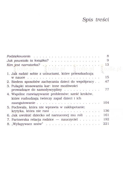 Jak mówić, żeby dzieci się uczyły - Klub Książki Tolle.pl
