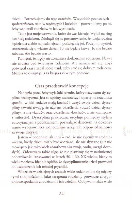 Jak wychowywać dziecko i nie oszaleć - Klub Książki Tolle.pl