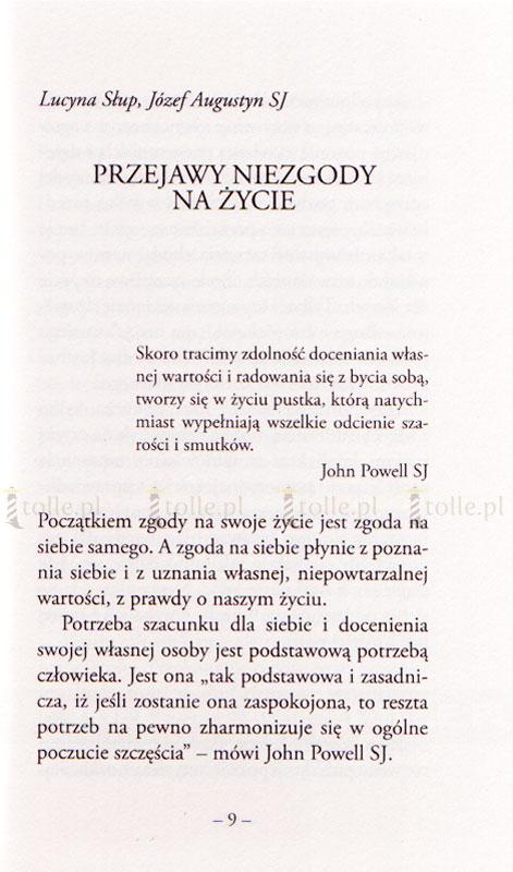 Jak zgadzać się na własne życie - Klub Książki Tolle.pl