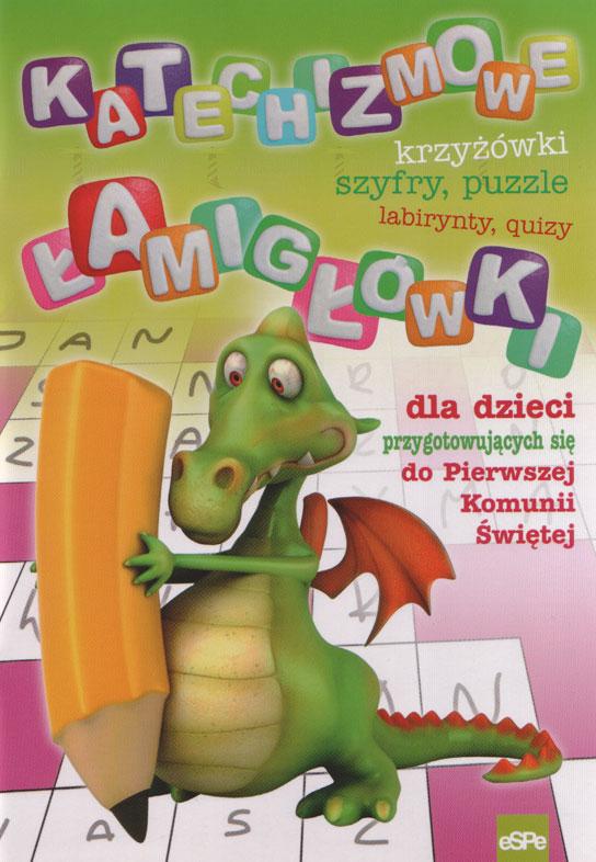 Katechizmowe łamigłówki - Klub Książki Tolle.pl