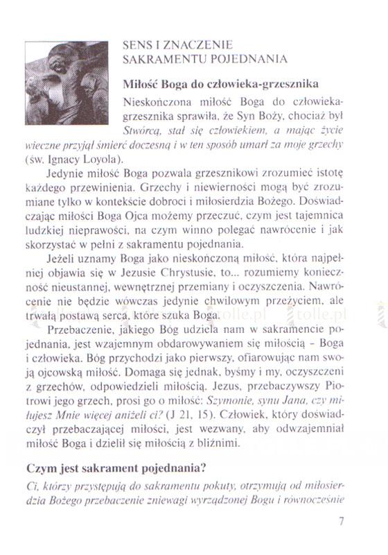 Kiedy serce nas oskarża. Przygotowanie do sakramentu pojednania - Klub Książki Tolle.pl
