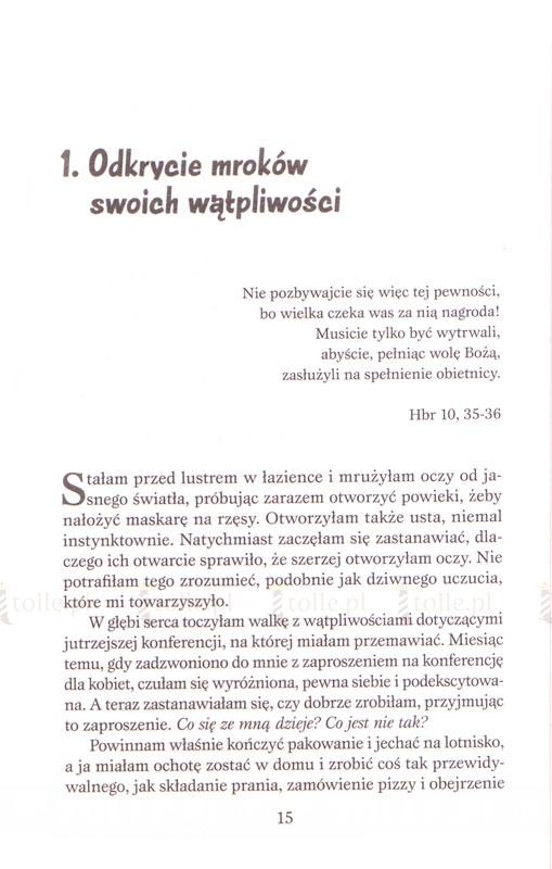 Kobieta pewna siebie. Jak przestać w siebie wątpić i zacząć żyć - Klub Książki Tolle.pl