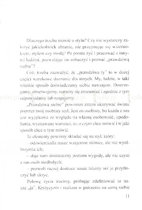Kobieta z klasą. Poradnik - Klub Książki Tolle.pl