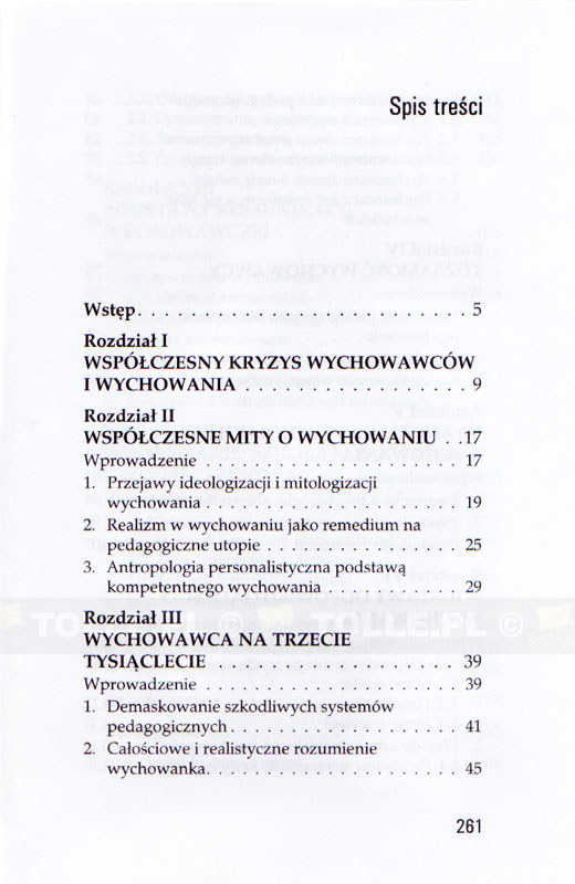 Kochać i wymagać. Pedagogia Ewangelii - Klub Książki Tolle.pl