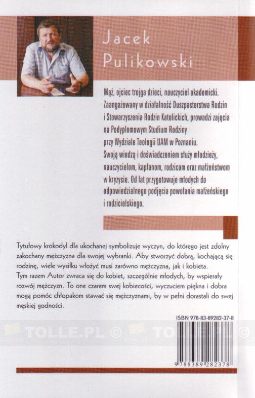 Krokodyl dla ukochanej - Klub Książki Tolle.pl