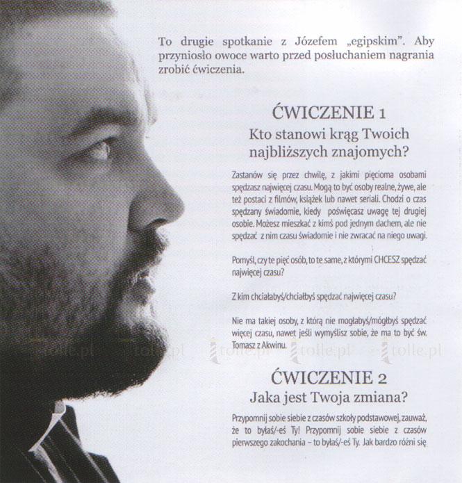 Jestem legendą II. Ty jesteś zmianą - Klub Książki Tolle.pl
