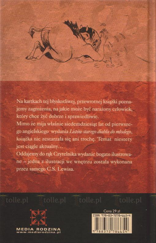 Listy starego diabła do młodego - Klub Książki Tolle.pl