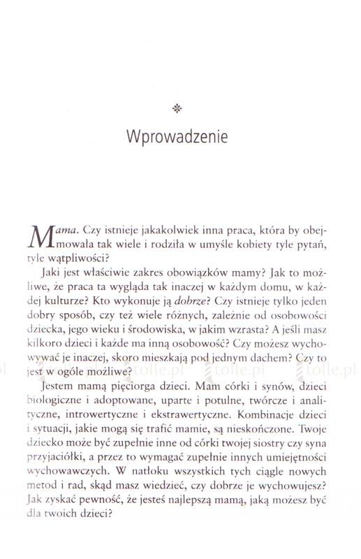 Mama z pasją. Jak wychowywać dzieci w dzisiejszym świecie - Klub Książki Tolle.pl