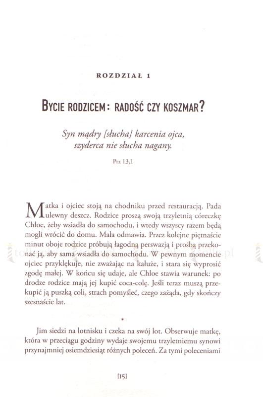 Miłość i logika. Jak nauczyć dzieci odpowiedzialności - Klub Książki Tolle.pl