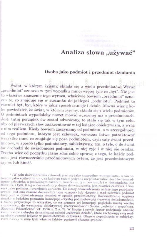 Miłość i odpowiedzialność - Klub Książki Tolle.pl
