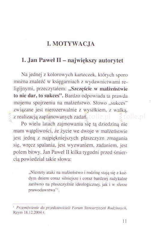 Miłość małżeńska może być piękna - Klub Książki Tolle.pl