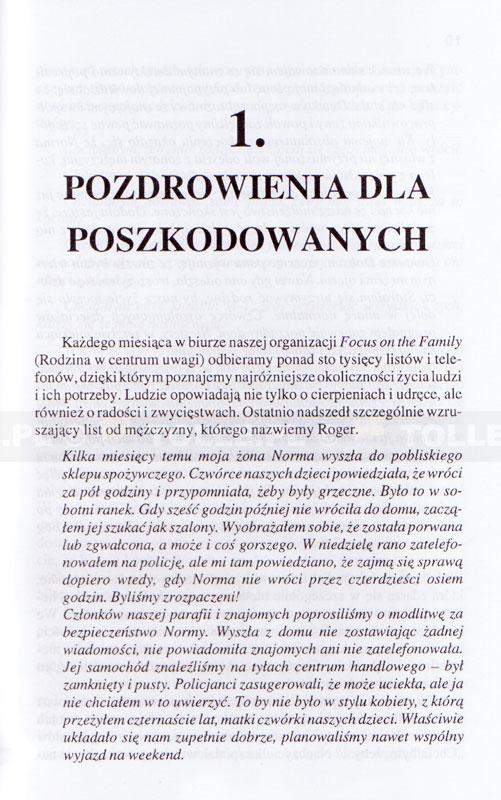 Miłość potrzebuje stanowczości - Klub Książki Tolle.pl