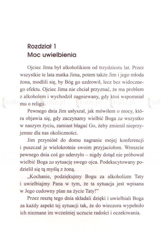 Moc uwielbienia - Klub Książki Tolle.pl