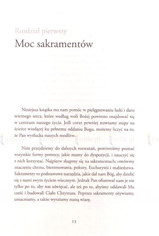 Módl się i nigdy nie upadaj na duchu. Moc modlitwy wstawienniczej - Klub Książki Tolle.pl
