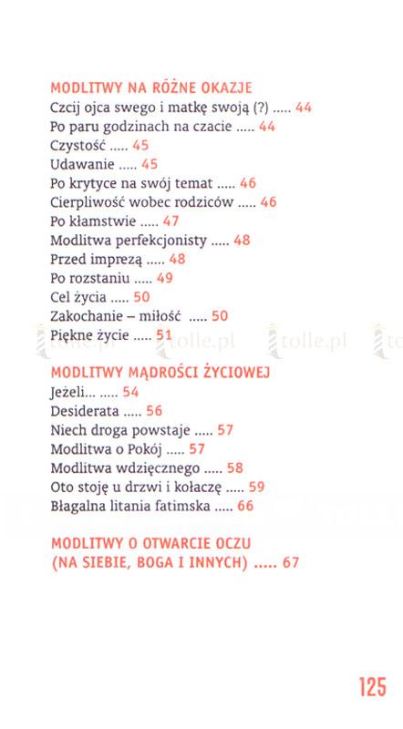 Z Bogiem na czacie. Modlitewnik dla młodych - Klub Książki Tolle.pl