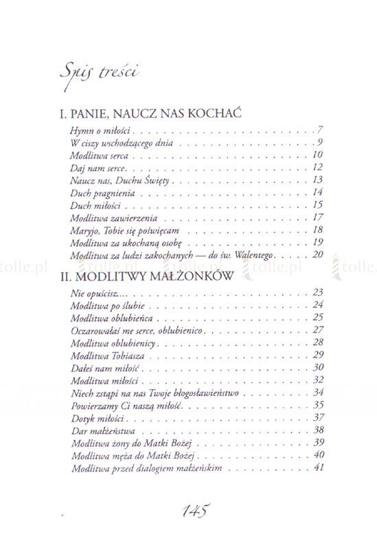 Modlitewnik dla małżonków - Klub Książki Tolle.pl