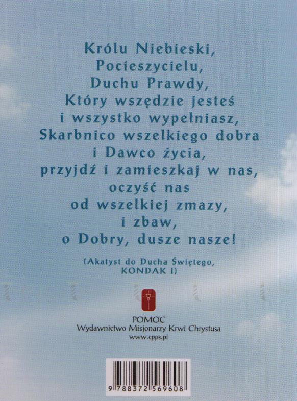 Modlitwy do Ducha Świętego - Klub Książki Tolle.pl