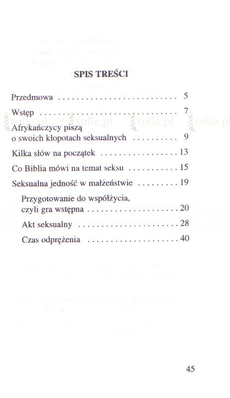 Moja żona nie jest zainteresowana seksem - Klub Książki Tolle.pl
