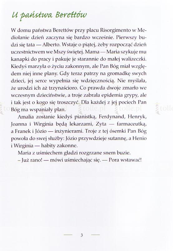 Święta Joanna Beretta-Molla - Klub Książki Tolle.pl