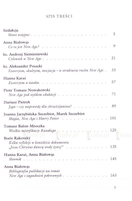 Abc o New Age - Klub Książki Tolle.pl