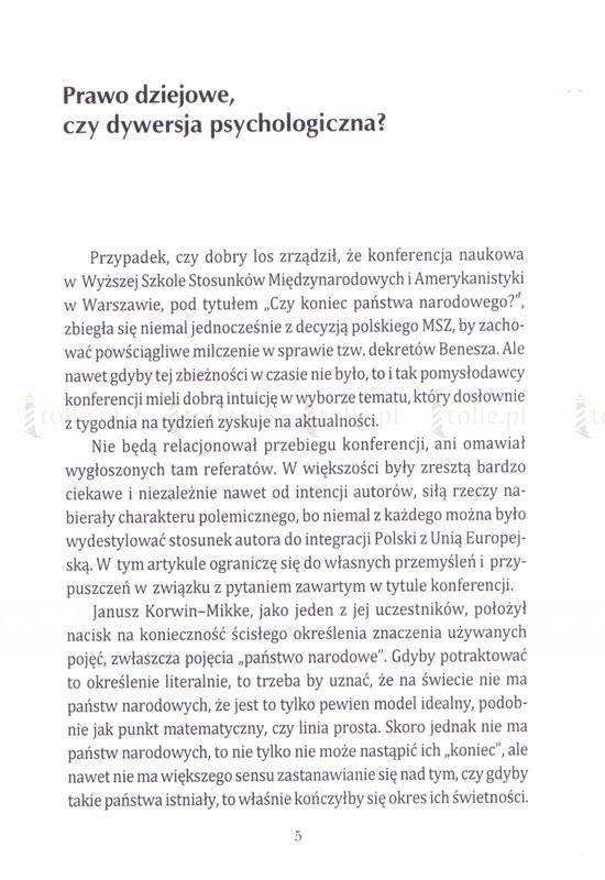 Na niemieckim pograniczu - Klub Książki Tolle.pl