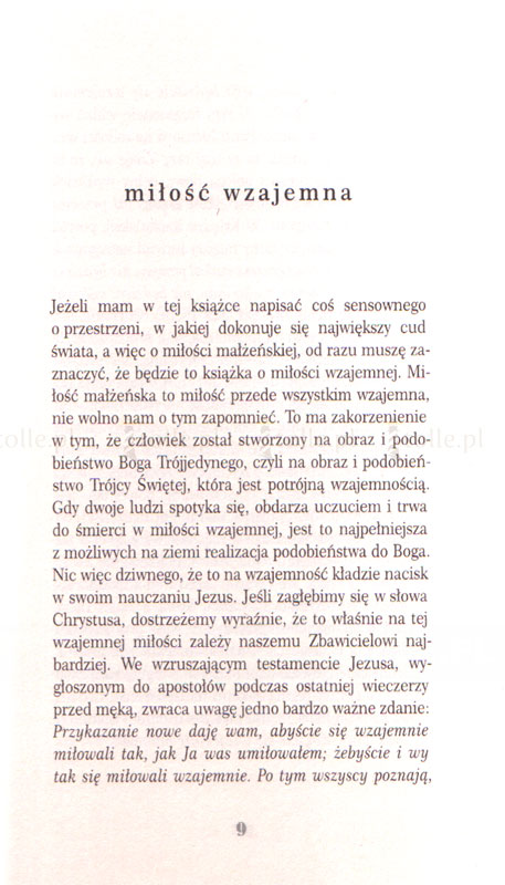 Najkrócej o... miłości w małżeństwie - Klub Książki Tolle.pl