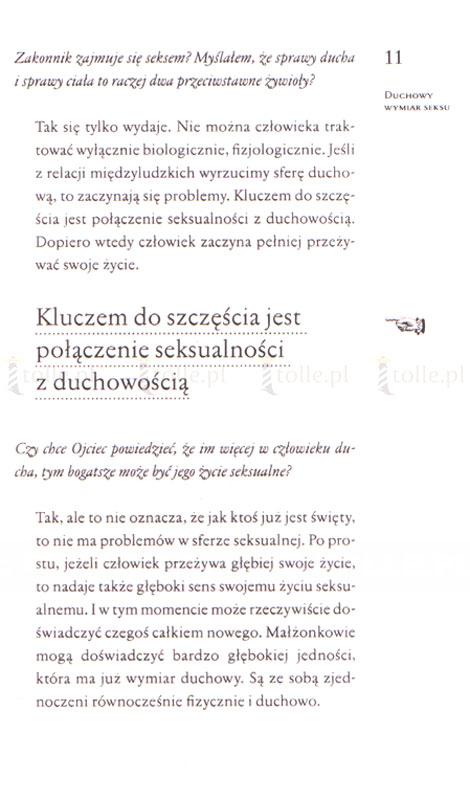 Nie bój się seksu czyli kochaj i rób co chcesz - Klub Książki Tolle.pl