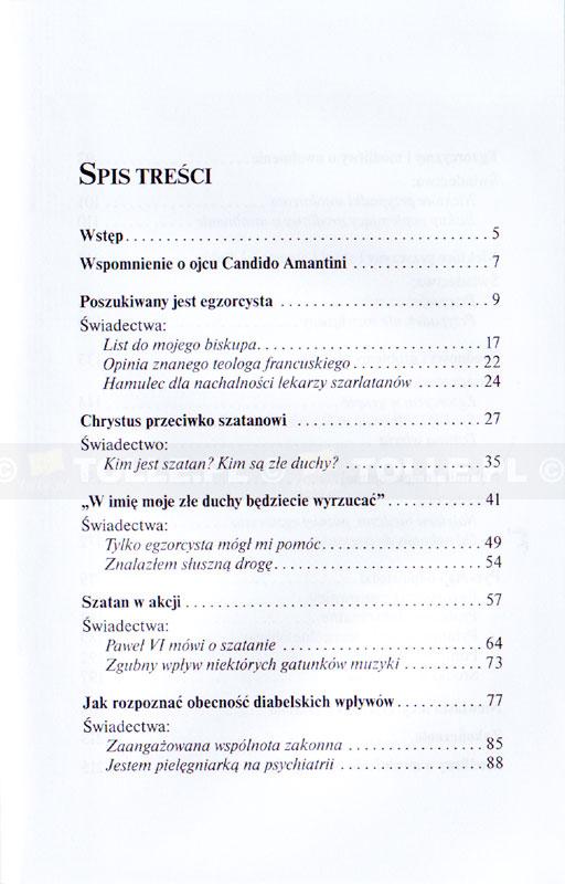 Nowe wyznania egzorcysty - Klub Książki Tolle.pl