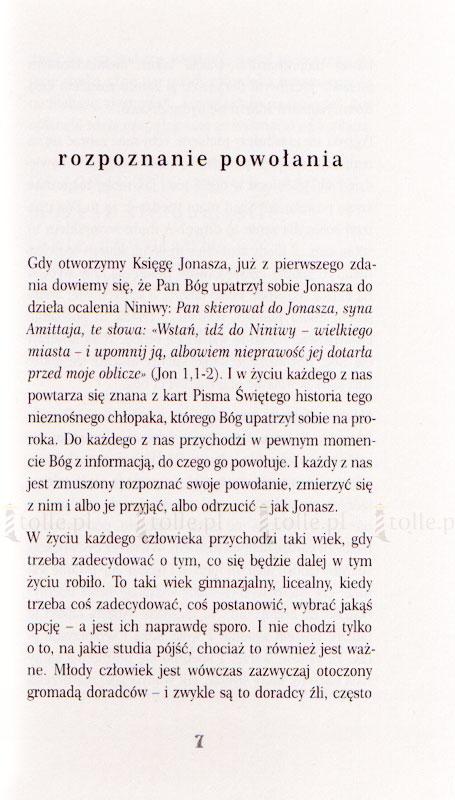 Najkrócej o... powołaniu człowieka - Klub Książki Tolle.pl