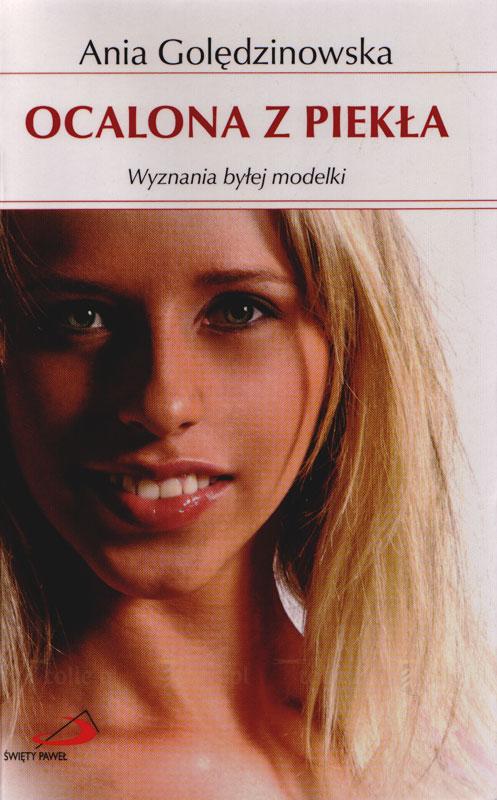 Ocalona z piekła. Wyznania byłej modelki - Klub Książki Tolle.pl