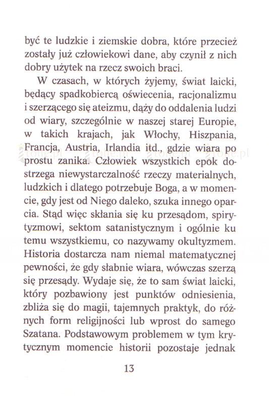 Odejdź ode mnie, Szatanie! - Klub Książki Tolle.pl