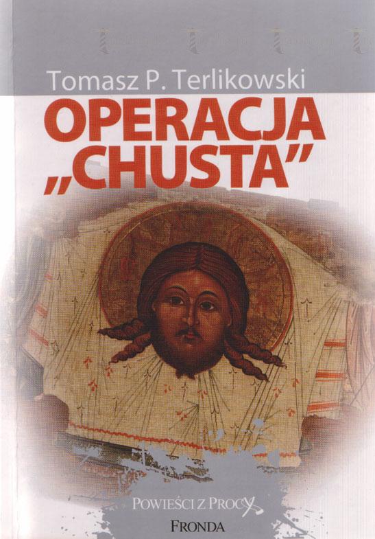 Operacja Chusta - Klub Książki Tolle.pl