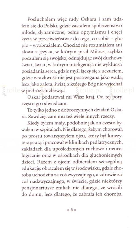 Oskar i Pani Róża - Klub Książki Tolle.pl