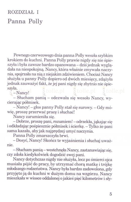 Pollyanna - Klub Książki Tolle.pl
