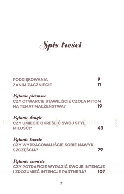 Polubić czy poślubić? 7 pytań, które warto zadać sobie przed ślubem - Klub Książki Tolle.pl