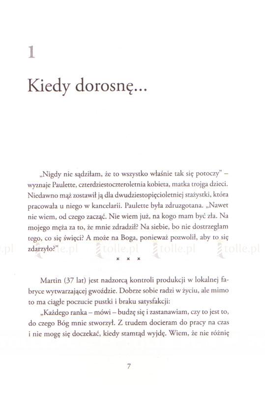 Pomysł Boga na twoje życie. Jak odkryć Boży plan, kiedy ludzkie plany zawodzą - Klub Książki Tolle.pl