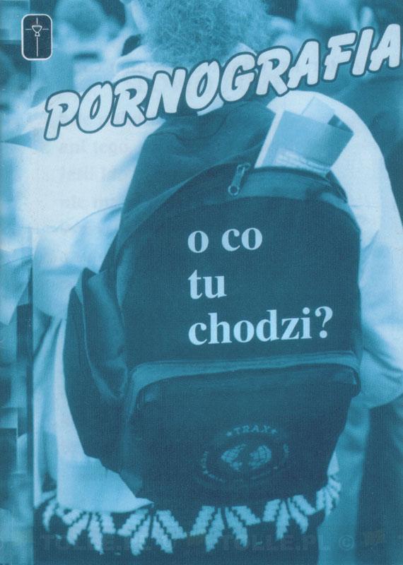 Pornografia - o co tu chodzi? - Klub Książki Tolle.pl