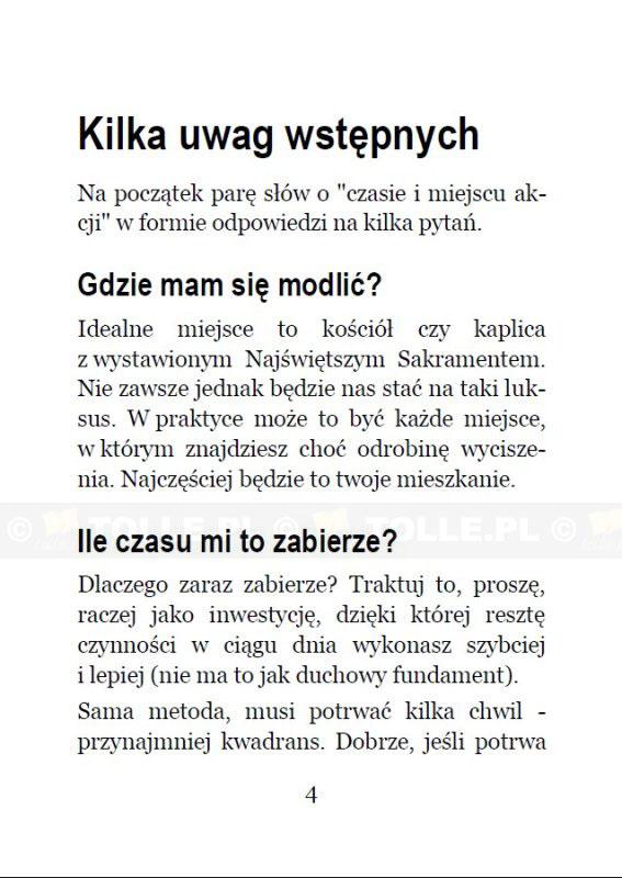 Praktyczny kurs modlitwy. PAKIET 10 SZTUK - Klub Książki Tolle.pl