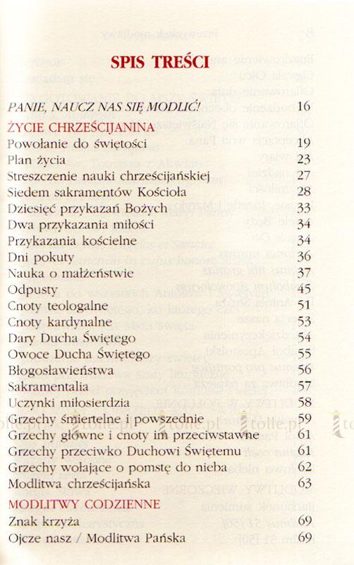 Przewodnik modlitwy - Klub Książki Tolle.pl