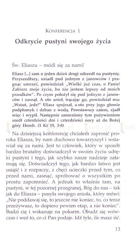 Przejść pustynię, czyli od rozpaczy do nadziei - Klub Książki Tolle.pl