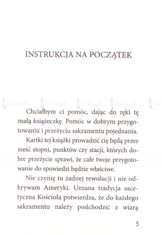 Rachunek sumienia dla każdego - Klub Książki Tolle.pl