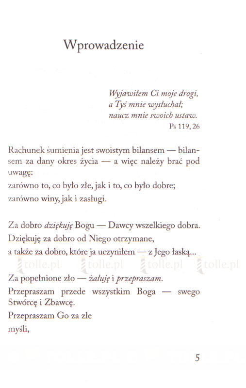 Rachunek sumienia dla seniorów - Klub Książki Tolle.pl
