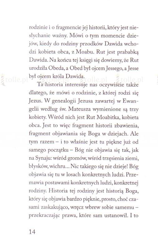 Rut Moabitka. Krewna Boga - Klub Książki Tolle.pl